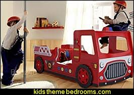Fire Engine Bed Decorating Theme Bedrooms Maries Manor Bedroom Theme Decor Uk