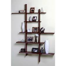 How To Decorate Floating Shelves Strikingly Design Cherry Floating Shelves Astonishing Decoration