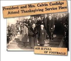 Uva Thanksgiving Calvin Coolidge Attends Uva Vs Unc Football In 1928 125