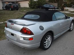 mitsubishi eclipse concept mitsubishi eclipse spyder pictures posters news and videos on