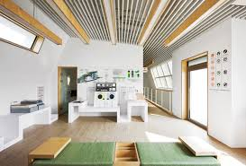 photo 3 of 10 in modern green concept house in south korea dwell