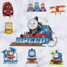thomas the train wall stickers joshua and tammy