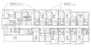 apartment floor plans for mirym u0027s apartment building 7 story tall