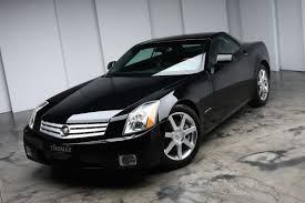 black cadillac xlr cadillac xlr information about model images gallery and complete