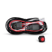 amazon com nilight off road led light bar wiring harness kit 12v