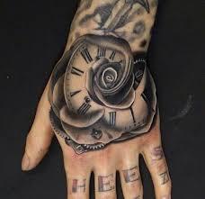 hand on shoulder tattoo 50 amazing rose hand tattoos