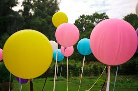 large balloons large balloons of different colors for the photo premium