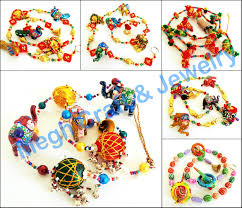 Vintage Style Home Decor Wholesale Exclusive Beaded Door Hanging Homed2 Megh Craft