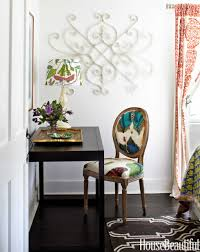 West Elm Wallpaper by Colorful Lake House Susanna Salk Lake House