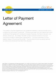 Sample Invitation Card For An Event Agreement Letter For Payment Jianbochencom Payment Agreement