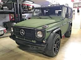 mercedes g wagon convertible for sale mercedes gd250 wagon gwagon diesel 4x4 convertible for