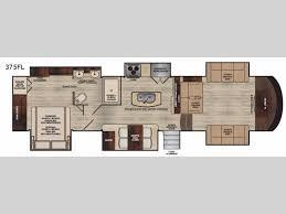 Fifth Wheel Floor Plans Vilano Fifth Wheel Rv Sales 4 Floorplans