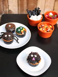 creepy halloween cupcakes 52 kitchen adventures