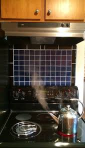FixIt Friday  Ways To Protect Your Kitchen Cabinets From Steam - Kitchen cabinet heat shield