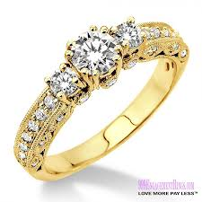 how to pay for an engagement ring engagement ring lm 1135 yg 7 8 carat 999 engagement