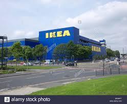 Ikea Furniture Uk Ikea Furniture Superstore Ashton Under Lyne Lancashire England