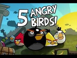angry birds game trailer