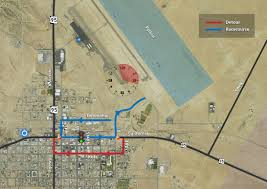 Arizona Strip Map by Race Traffic What You Need To Know Saturday In Parker Parker Live