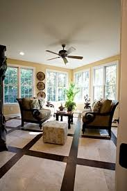 Kitchen And Living Room Flooring Ideas by Living Room Wood And Tile Floor Design Ideas Pictures Remodel