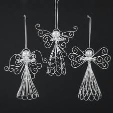 19 best wire diy images on pinterest wire christmas angels and