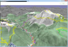Map View 3d Map View Cartograph App