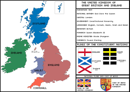 Map Of The United Kingdom Map Of The United Kingdom Revolution Redux By Kitfisto1997 On