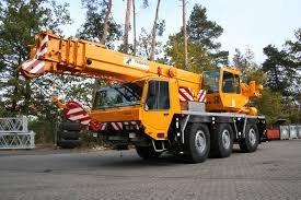 tadano faun all terrain cranes specifications manuals