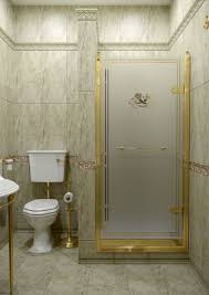 bathroom gorgeous image of beige bathroom decoration using gold