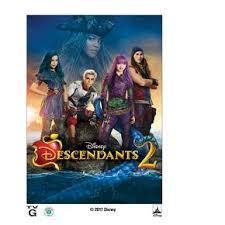 descendants 2 dvd target