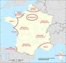 Brittany France Map Brittany Another Independence Seeking European Region Languages