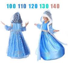 Elsa Halloween Costume Girls Ball Gown Halloween Costumes Kids Promotion Shop