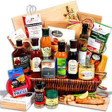 grilling bbq marinating cooking gift basket celebrity chef jpg