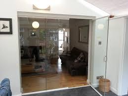 internal glass room dividers archives frameless bi fold doors add