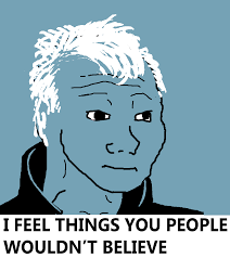 Feels Meme - understanding memes wojak feels guy