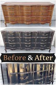 how to paint bedroom furniture black silver furniture my most talked about finish metallic painted