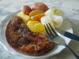cuisiner du foie de veau recette de foie de veau à la berlinoise light la recette facile