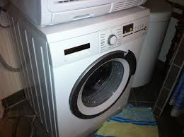 Manual Clothes Dryer Siemens Washer With F 18 Error