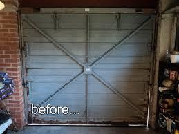 garages garage door insulation r value insulate garage door