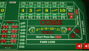 Craps Table Forget Blackjack Learn To Play Craps Mount Rantmore
