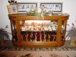 Oak Curio Cabinets Curio Cabinet Unforgettable Lighted Curio Cabinet Oak Image
