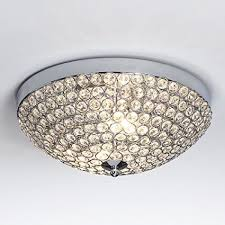 small crystal bedroom ls glanzhaus modern design 11 8 inches small clear crystal beads bowl