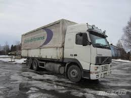 used volvo fh12 trucks used volvo fh12 trucks suppliers and used volvo fh 12 6x2 4800 curtain side trucks year 1997 price