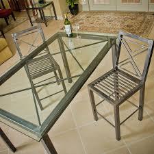 handmade dining room tables handmade steel double x dining room table boltz steel furniture
