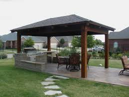 backyard patio pavilions home outdoor decoration