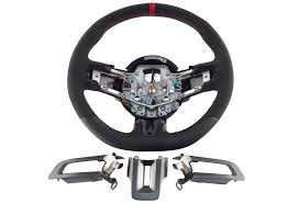 steering wheel mustang ford performance mustang gt350r steering wheel leather and