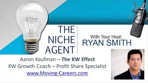 the niche agent with guest aaron kaufman episode 18 youtube