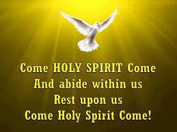 27 best holy spirit images on pinterest catholic prayers holy