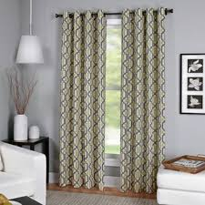 buy green window curtains from bed bath u0026 beyond