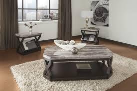 latitude run kelton 3 piece coffee table set u0026 reviews wayfair