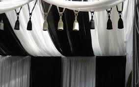 Pipe And Drape Hire The Look Theatrical Drape Hire Home
